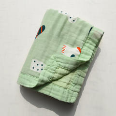 2019新款竹纤维床单夏被盖毯 120×120cm 袜子