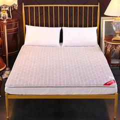 芦荟棉绗绣三明治床垫 90*200cm 格调风情
