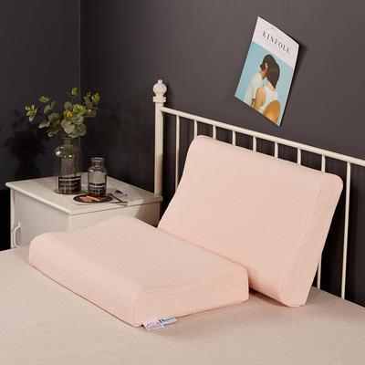 2019新款乳胶枕系列—针织乳胶枕(40*60cm) 针织 玉(40*60cm)