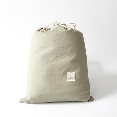 棉麻四件套 1.2m(4英尺)床 含包装(绿包装)