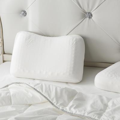 泰国乳胶枕含量95%弧形颗粒枕 弧形颗粒枕