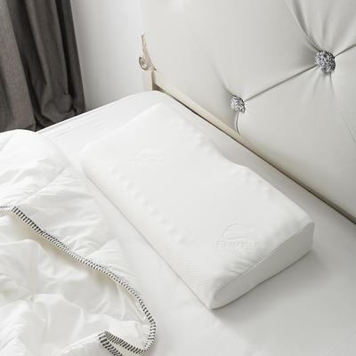 泰国乳胶枕含量95%碟形止鼾枕 蝶形枕