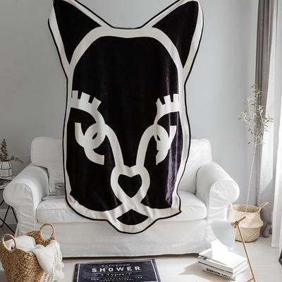 2020新款猫咪毯-棚拍 130*165cm 猫咪