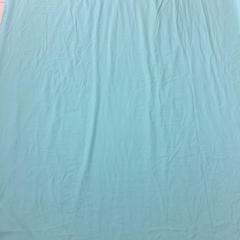 平纹水洗化纤色布 宽幅250cm 豆绿