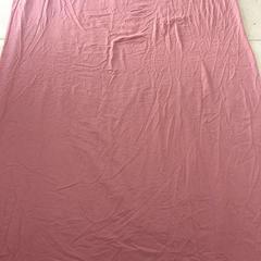 平纹水洗化纤色布 宽幅250cm 豆沙