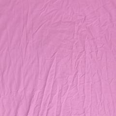 平纹水洗化纤色布 宽幅250cm 粉色