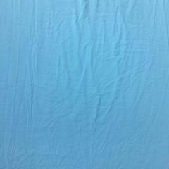 平纹水洗化纤色布 宽幅250cm 湖蓝