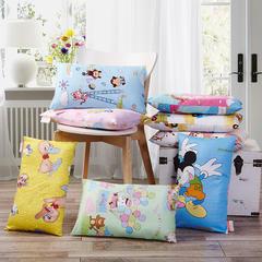 2018新款-幼儿园儿童枕套可做赠品30*50cm 花型随机