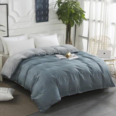 2020棉加水晶绒保暖绒单被套特价 160x210cm单被套 暖亦