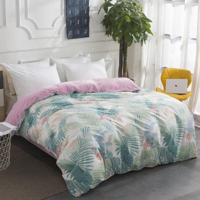 2020棉加水晶绒保暖绒单被套特价 160x210cm单被套 浅影