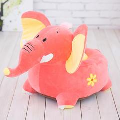2018新款儿童卡通玩具懒人沙发椅垫幼儿园孩子赠礼品赠品 其他规格 嘟嘟象粉