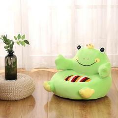 2018新款儿童卡通玩具懒人沙发椅垫 其他规格 青蛙王子