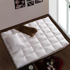 床垫--鹅毛床垫 1.5m(5英尺)床 鹅毛床垫