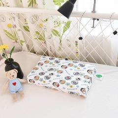 2018新款儿童乳胶枕-45*25*4~5cm 叮当猫/一只