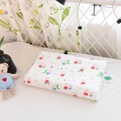 2018新款儿童乳胶枕-45*25*4~5cm 小猪佩琪/一只