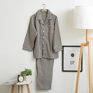 2018新款全棉水洗棉睡衣