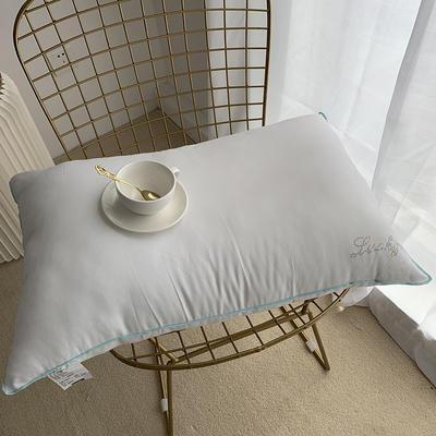 2019新款LUKY舒眠枕--实拍 Luky舒芯枕48*74