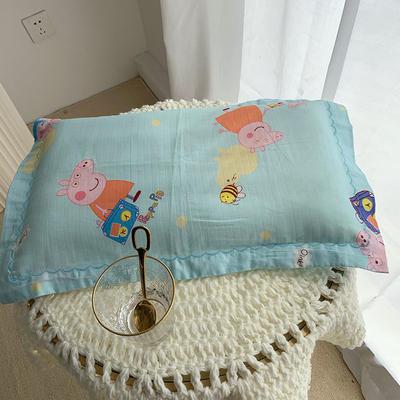 2019新款兒童枕套--實拍 30cmX50cm 小佩奇