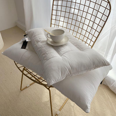 2019新款決明子木棉枕--實拍 學生款40*60