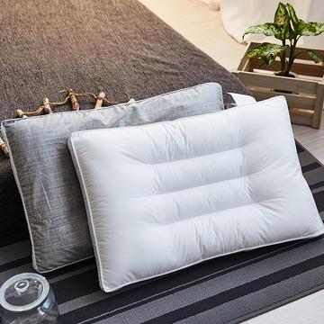 2019新款吸湿透气荞麦枕--实拍