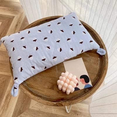 2020新款小米壳枕-30*50cm 天蓝