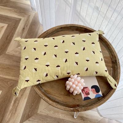2020新款小米壳枕-30*50cm 黄色