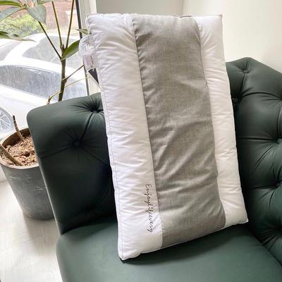 2020新款高端奢享竹炭枕吸湿排汗-48*74cm 竹炭奢享酒店枕