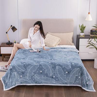 2020新款雪貂绒毛毯 120*200cm 芭蕉