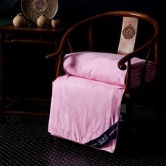 100%特级蚕丝被60支-冬被 150x200cm 粉色(100%特级桑蚕丝)
