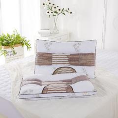 保健枕1(小半圆)-负离子保健枕46*72 负离子保健枕