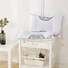 保健枕1(小半圆)-磨毛小半圆46*72 磨毛小半圆