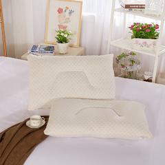 保健枕2(绣花决明子保健枕)-泡泡微笑枕46*72 泡泡微笑枕