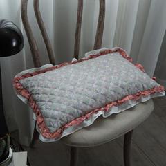 纯小米壳枕 系列枕-60*40cm 灰