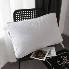 董诺兮绗绣弹簧枕 弹簧枕38*63 高10cm/只
