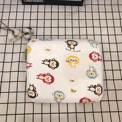 婴儿卡通乳胶枕 26*31高6cm y-大师兄/一只