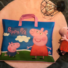 全棉卡通乳胶枕头儿童乳胶枕芯 包装4