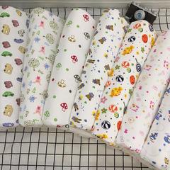 全棉卡通乳胶枕头儿童乳胶枕芯 X-小蘑菇27*44cm/一只