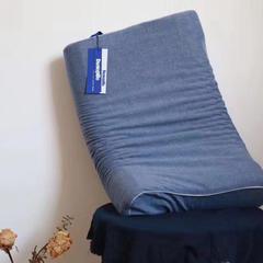 英国皇室品牌邓禄普乳胶枕 乳胶枕深蓝60*40*12/一只