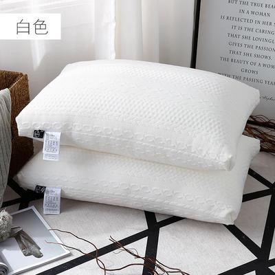 2019新款埃斯汀針織棉枕 48*74cm 白色/只