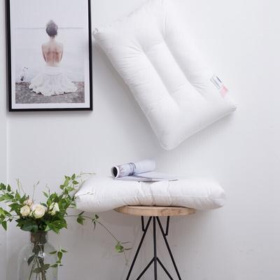 可機洗枕芯依云水洗呵護枕 低枕 軟枕 白
