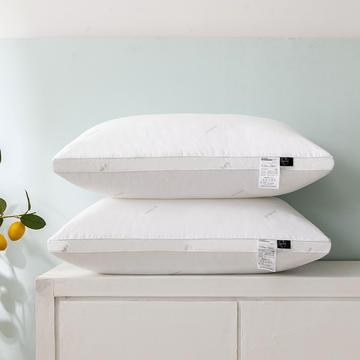 新款全新枕芯系列-抗菌防螨枕-48*74cm枕芯枕头 抗菌防螨枕