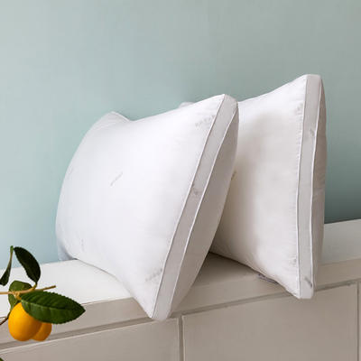 2020新款全新枕芯系列-抗菌抗病毒枕-48*74cm枕芯枕头 抗菌抗病毒枕 白色/只