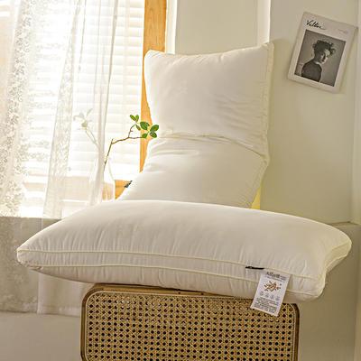 2021新款天然有机大豆纤维枕芯枕头 豆本大豆枕 高端大豆纤软护肤枕 大豆枕/只