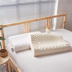 2018新款按摩颗粒乳胶枕 按摩乳胶枕40*60