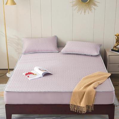 2020新款天丝乳胶床垫 150*200cm 紫