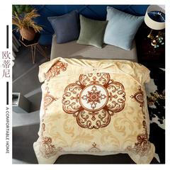 毛毯-双层云毯 欧蒂尼