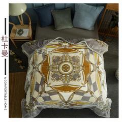 (总)素堇 毛毯-双层云毯 200cmx230cm 杜卡曼