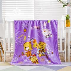 2018新款-儿童云毯 1.0m(3.3英尺)床 欢乐小熊