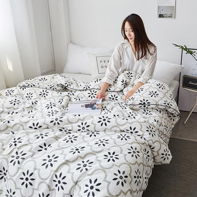 孚缦被业-2018新款13372全棉纤维 春秋被 冬被-欧式系列 200X230cm 5斤 春秋被 巴洛克