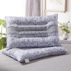 青花瓷中网磁石枕-42*64cm 蓝色/一只